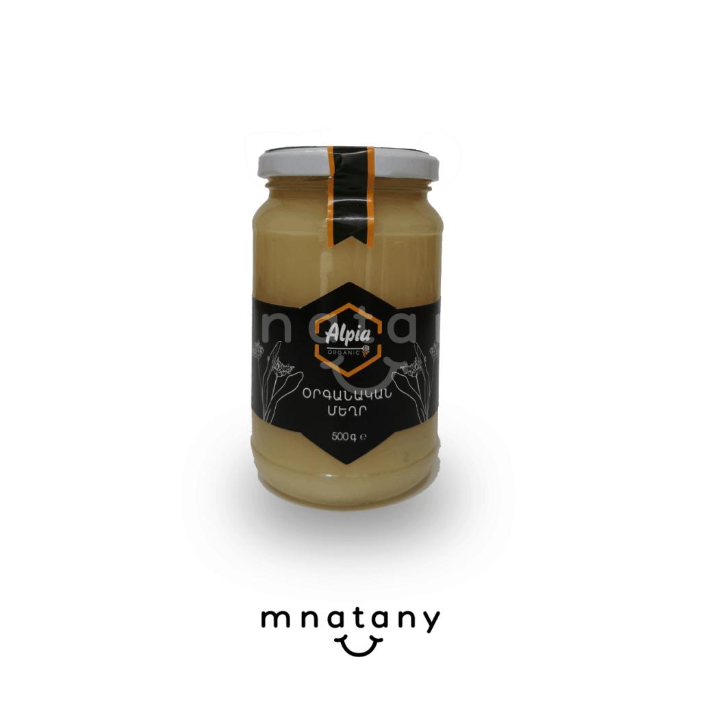 Alpia Organic Honey (500g)