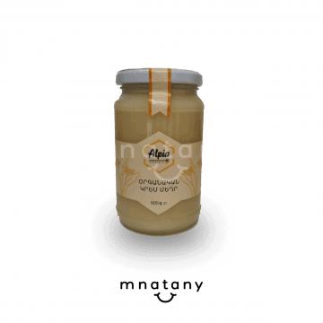 Alpia Organic Cream-Honey (500g)