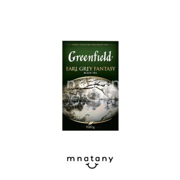 Թեյ Greenfield Earl Grey Fantasy 100Գ