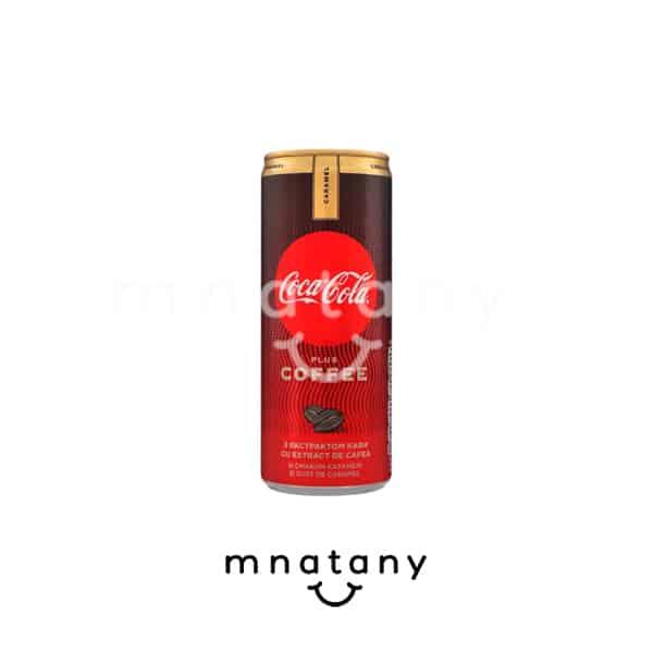 Coca-Cola Coffee Caramel 0.25l