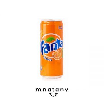 Fanta 0.25l Can